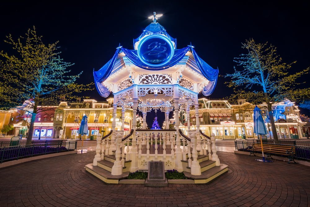 Visiting Disneyland Paris Part One