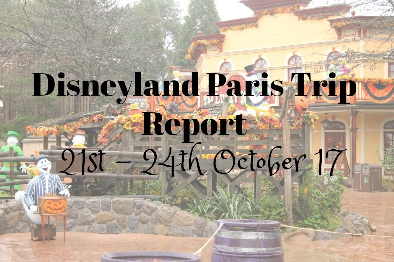 Visiting Disneyland Paris Part Two