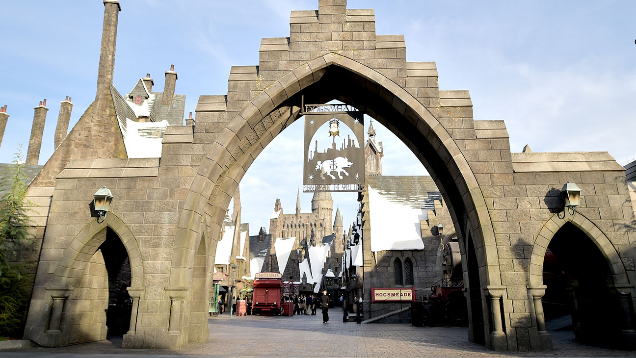 wizarding world harry potter hollywood