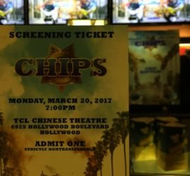 chips movie remake