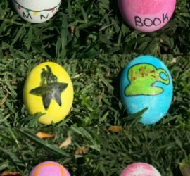 pop culture easter eggs