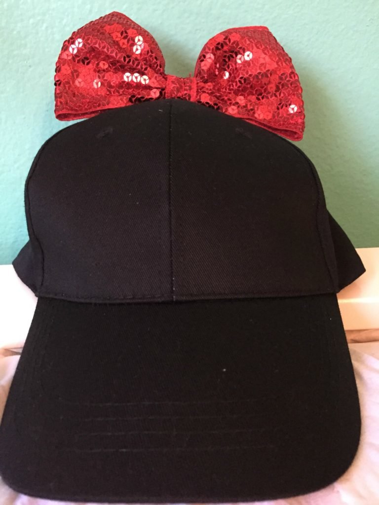 custom mickey mouse ears