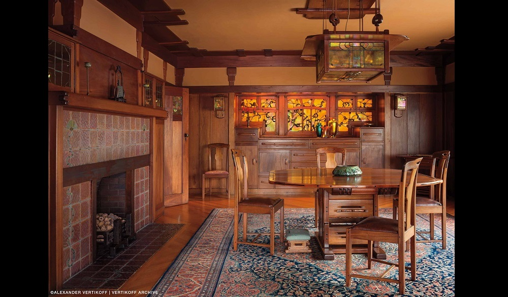 the gamble house tours