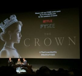 the crown fyc event