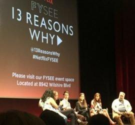 Netflix 13 Reasons Why Cast