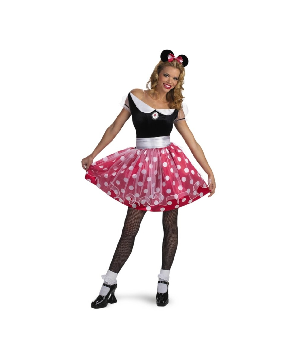 minnie mouse costume women