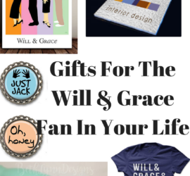 gifts for will and grace fans