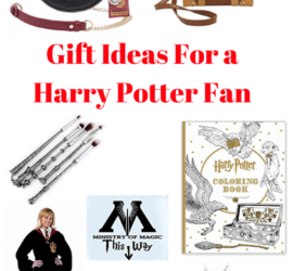 unique gifts harry potter fans